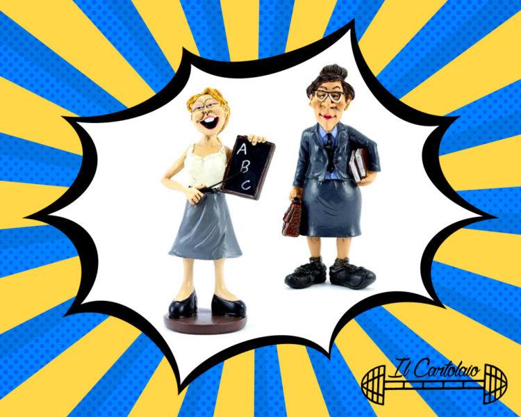 maestra e professoressa