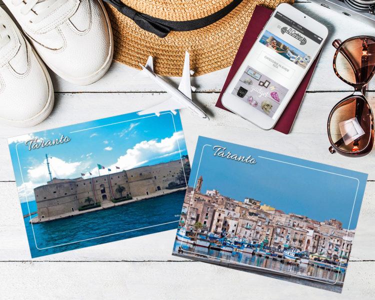 Le cartoline di Taranto firmate Elplan